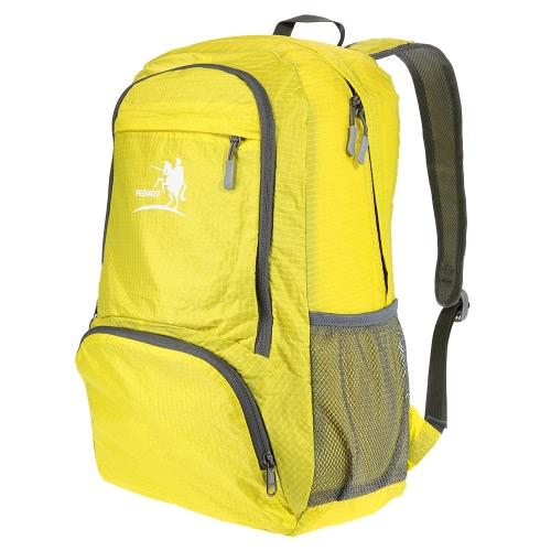 Libero Cavaliere Ultra-light 35L Packable zaino Style Pack Sacca per la corsa di campeggio uso domestico