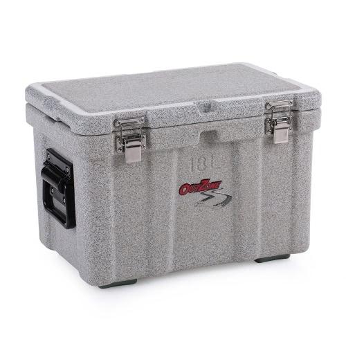 18L portátil de Rotomolded Caja del refrigerador para acampa de la pesca
