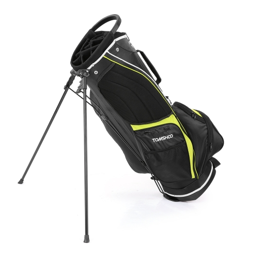 TOMSHOO lightweight 14 road individual dispenser top golf bag golf club pack