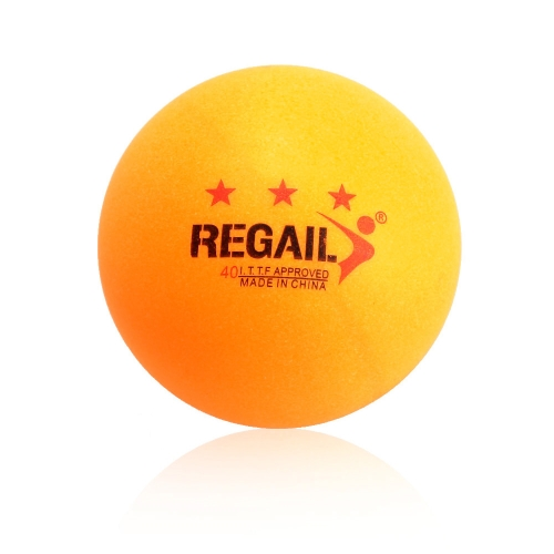 50Pcs 3 stelle di formazione 40 millimetri Ping pong avanzata Ping Pong Balls