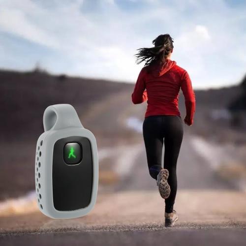 Inalámbrico recargable mini inteligente BT4.0 Health Monitor Recorder Paso Distancia monitor de las calorías de actividad registro de sueño engranaje de la aptitud con la banda de muñeca del sueño