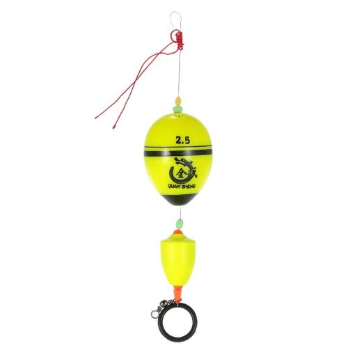Sea Rock Fishing Float Drift Float Gewicht Rigging Kit Float Rig Kunststoff Shell 4.5 * 3.8cm