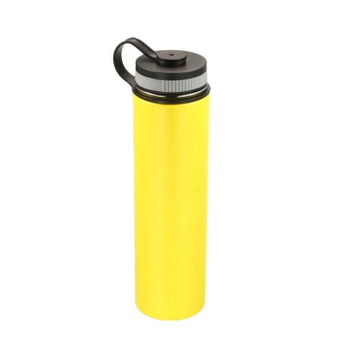 750ml / 26oz Outdoor Doppelwand Edelstahl Vakuum Isolierte Sport Flasche Wasserflasche