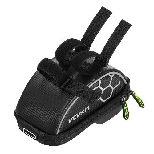 Lixada Cycling Bike Bicycle Bag Top Tube Handlebar Bag Touchscreen Cell Phone Mount Holder MTB Road Bike Bicycle Front Frame Bag Image