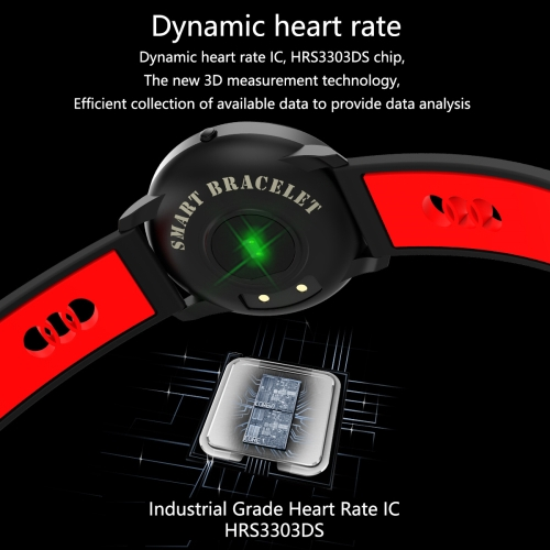 Ultra Thin Smart Bracelet Fitness Activity Tracker Sport Smart Watch Band Blood Pressure Heart Rate