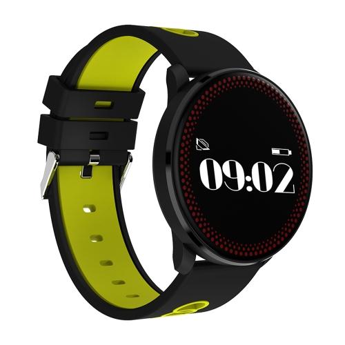 Ultradünne Smart Armband Fitness Aktivität Tracker Sport Smart Watch Band Blutdruck Pulsmesser Armband Schrittzähler Kalorien verbrannt Schlaf-Monitor