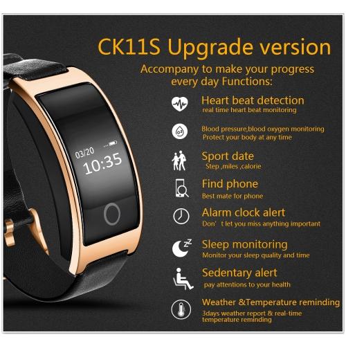 CK11S Fitness Tracker Smart Bracelet