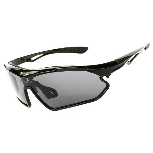 Gafas de sol de ciclismo polarizadas Protección de la bicicleta UV400 Deportes de conducción Golf Motociclismo Patinaje de pesca Esquí Gafas de sol ambulantes