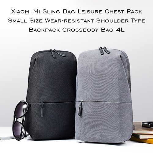 Xiaomi Mi Sling Bag Leisure Chest Pack