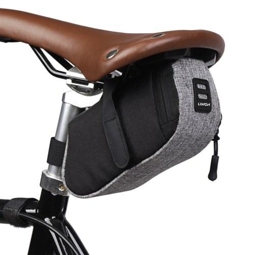 Lixada Mini Mountainbike Satteltasche Tasche Road Fahrradsitz Heckpackung Outdoor Radfahren Sattelstütze Tasche