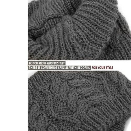 Women Fashion Knitted Headband фото