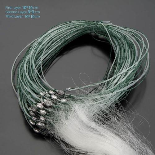 Cafago coupon: Lixada Fishing Fish Gill Net with Float