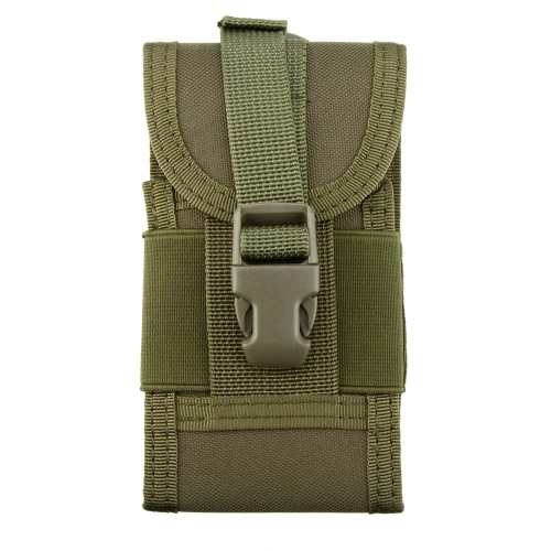 Military Duty Army Tactical Carrying Hiking Camping Mobile Phone Protective Bag Case Pouch Pocket Cover for iPhone Sony Samsung