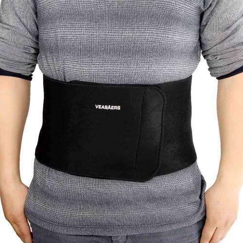 Упругие талии регулируемые поддержки скобка пояса поясничного задняя защита