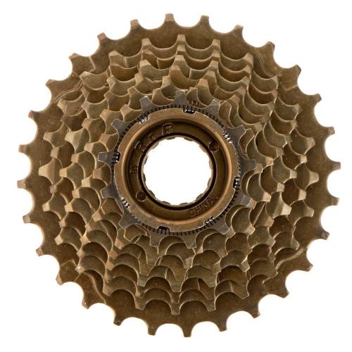 Mountain Bike bicicleta 8 velocidad cassettes 13-28T piñón rueda libre