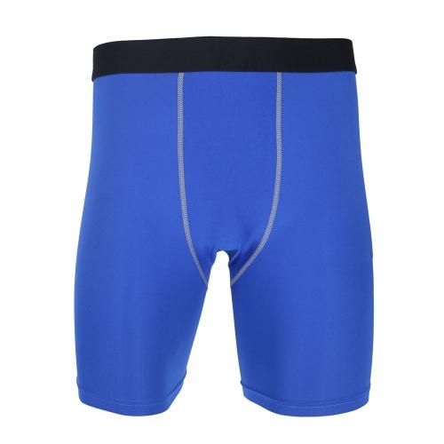 ARSUXEO compressione stretto strato Base biancheria intima ciclismo corsa Fitness Football Soccer Short da basket uomo