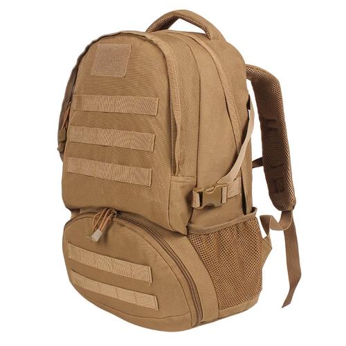 MOLLE多機能軍事リュック屋外タクティカルバックパック旅行キャンプハイキングスポーツ防水バッグ