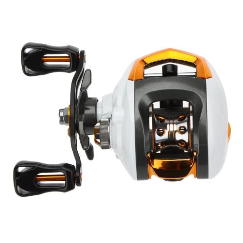 12+1 Ball Bearings Baitcasting Reel Fishing Fly High Speed Fishing Reel with Magnetic Brake System thumbnail