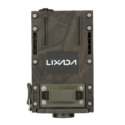 Lixada 940NM Scouting Hunting Camera HC300A HD Digital Infrared Trail Camera IR LED