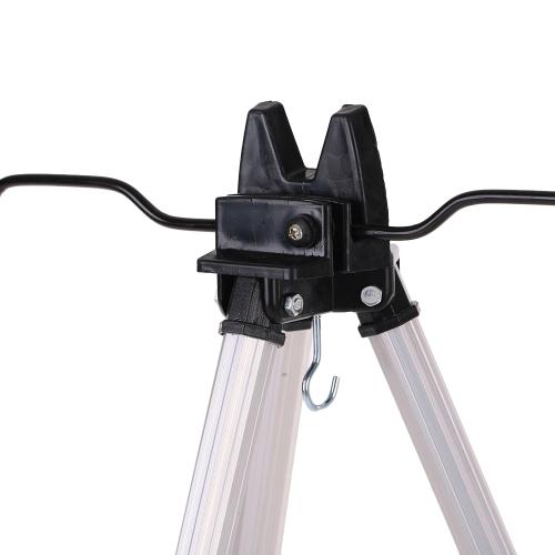 Алюминиевого сплава телескопические рыбалка штатив держатель стенд для удочки фото