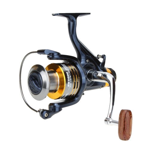 Lixada 10 + 1BB High Speed 5.1: 1Spinning Reel Kugellager Links / Rechts Auswechselbare Klappgriff Carp Fishing Rad Metal  Aluminiumspule