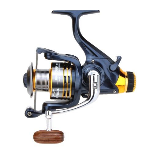 10+1BB Ball Bearings Left/Right Interchangeable Collapsible Handle Carp Fishing Wheel Metal Spinning Reel Aluminum Spool High Speed 5.1:1 thumbnail