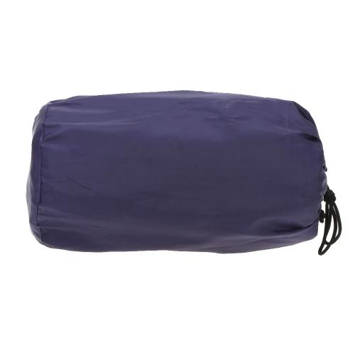 Lixada 188 * 57 * 2.5cm Matelas autogonflant hydrofuge avec oreiller intégré pour camping camping en plein air