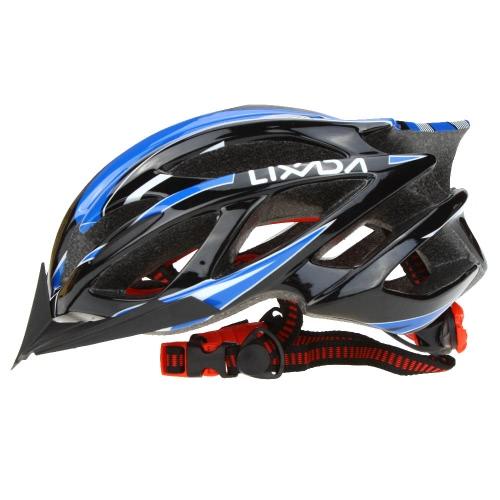 Lixada 21 жерла ультралайт интегрально формованных EPS спорта на открытом воздухе Mtb/дорожных Велоспорт горный велосипед велосипедов регулируемые фигурного катания шлем
