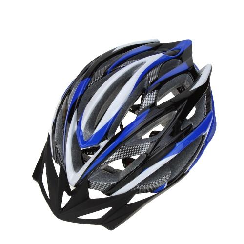 Lixada 25 Lüftungsöffnungen ultraleichte Integral geformte EPS Outdoor Sport Mtb/Road Radfahren Mountainbike Fahrrad einstellbare Skatet Helm