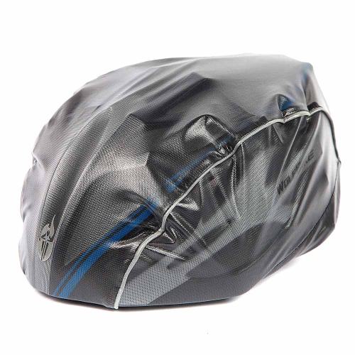 Agua de Wolfbike MTB resistente bicicleta motocicleta lluvia para casco