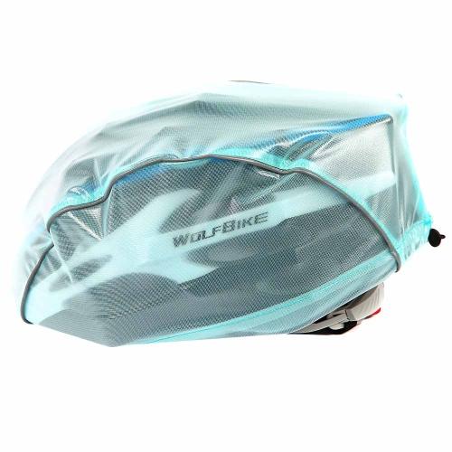 Wolfbike eau résistant MTB vélo moto pluie couvre-casque
