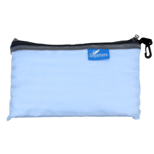120*220cm Outdoor Travel Camping Hiking 100% Cotton Healthy Sleeping Bag Liner with Pillowcase Portable Lightweight Business Trip Hotel