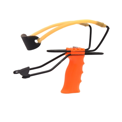 Powerful Wrist Brace Support Shot Slingshot Bow Catapult Outdoor Hunting