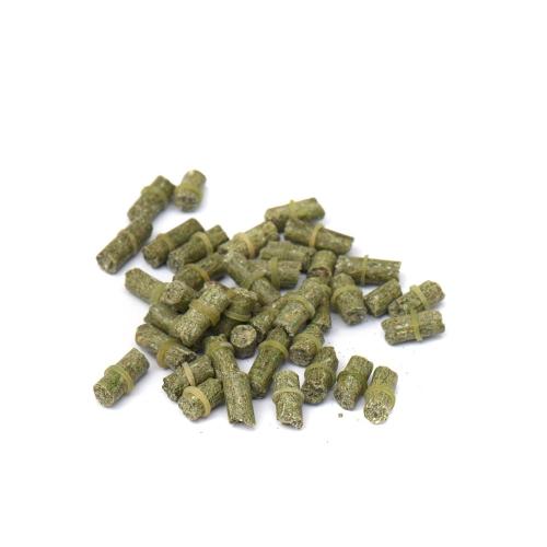Lixada 40pcs grün Geruch Gras Karpfen Köder Friedfischangeln Köder Lures künstlichen Köder Angeln