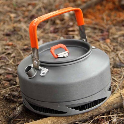 Feuer Maple FMC XT1 0.8L Outdoor Camping Picknick Tea Pot Kettle mit Teefilter + Mesh Bag
