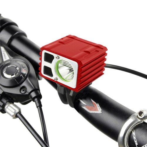 600LM LED 3 モード充電式アウトドア自転車のフロントライト懐中電灯ヘッドライトヘッドランプ防水【並行輸入品】