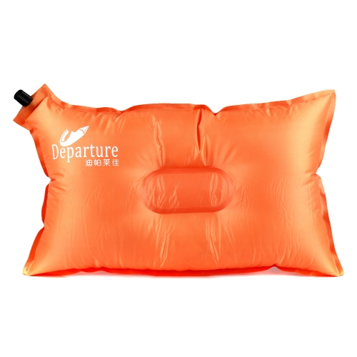 Self-inflatable Pillow Water Resistant Pillow Plane Hotel Camping Portable Cushion