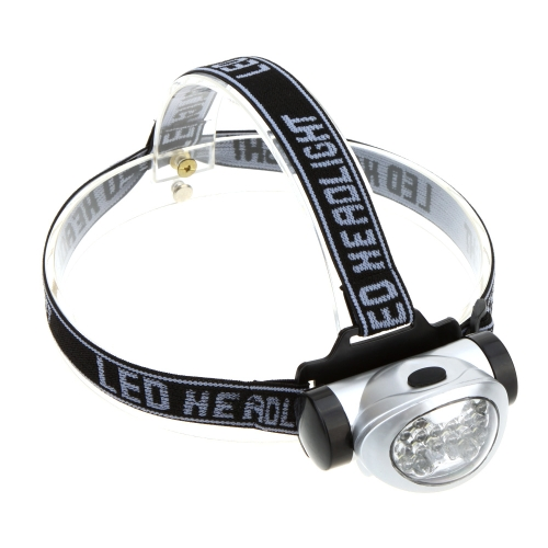 18LEDミニヘッドライト釣りライト屋外照明LEDキャンプヘッドランプ【並行輸入品】