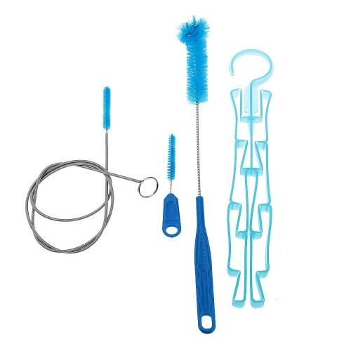 Lixada Water Bladder 4-in-1 della vescica dell'acqua Cleaning Kit