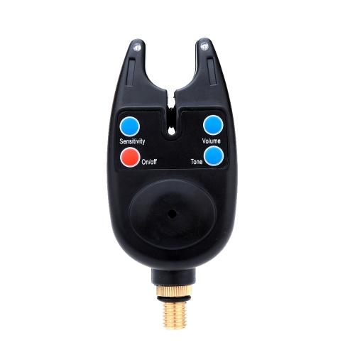 Lixada Allarme pesca - Audio e allarmi visivi per Canna da pesca,Resistente all'acqua
