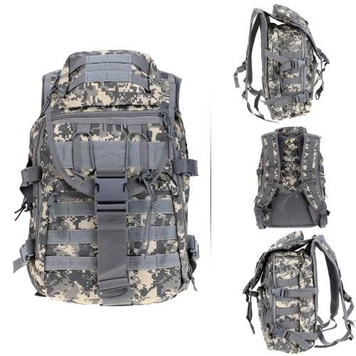Мужчины женщины воды устойчивостью открытый кемпинг туризм военной тактический рюкзак
