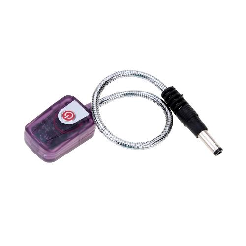 Lixada 5,5 mm fischen Schlauch Lampe  Plug Induktion Köder Sensor LED Licht im freien Nacht Angeln rotes weißes Licht