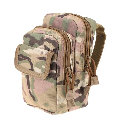 All'aperto Tactical Waist Bag marsupio per il cellulare portafoglio Accessori Storage
