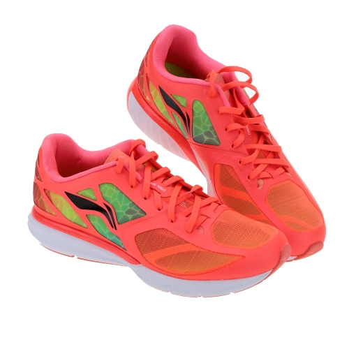 LI-NING 11 generaciones las mujeres ultra ligero deportes al aire libre zapatos ligero zapatillas zapatillas de caminar