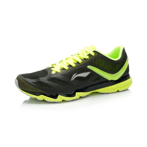 LI-NING 12 Generations Ultra-light Wing Men Outdoor Sports Shoes Lightweight Running Shoes Walking Sneakers