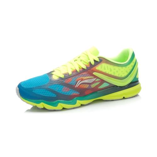 LI-NING 12 generaciones ultraligero ala hombres deportes al aire libre zapatos ligero zapatillas zapatillas de caminar