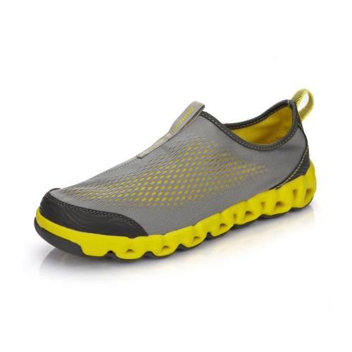 LI-NING arco arco uomini d'acqua leggera all'aperto scarpe sportive ultra-leggero