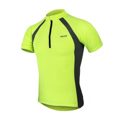 ARSUXEO Outdoor MTB Short Sleeve Cycling Jersey Sportwear