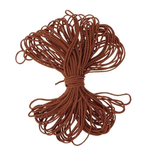 30,5 М/100 футов вождения 7 Strand парашют шнур талреп веревки веревки Открытый выживания чрезвычайной инструмент