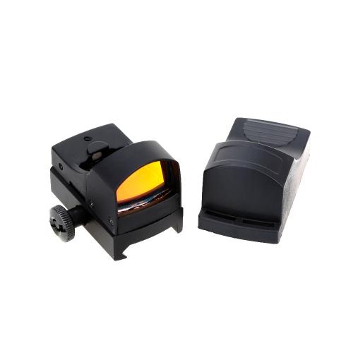 Adjustable Brightness Red Dot Sight Scope Illuminated Tactical Riflescope Hunting Optics Reflex Lens